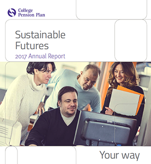 Image and link to the annual report